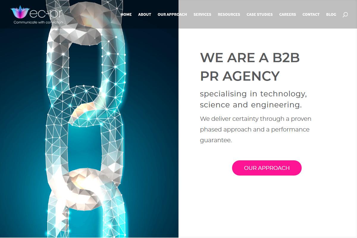 ec-pr B2B PR Agency